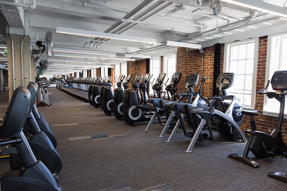 Improving the Embarcadero YMCA for Our Members: Progress as of 8/1