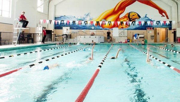 Swim Team Presidio Ymca Sf